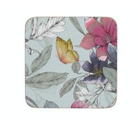 Creative Tops Butterfly Floral Pack Of 6 Premium Coasters