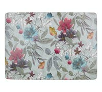Creative Tops Butterfly Floral Pack Of 4 Large Premium Placemats