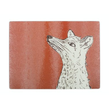 Creative Tops Into The Wild Fox Work Surface Protector