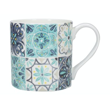 Creative Tops Green Tile Small Can Mug