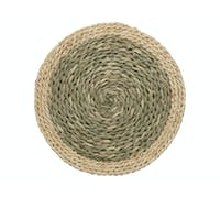 Creative Tops Naturals Wovan Grass Pack Of 2 Placemats