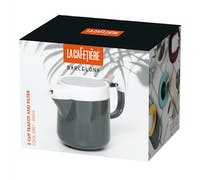 La Cafetiere Barcelona Cool Grey Two Cup 420ml Teapot