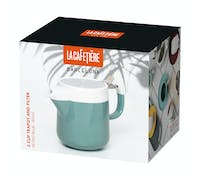 La Cafetiere Barcelona Retro Blue Two Cup 420ml Teapot