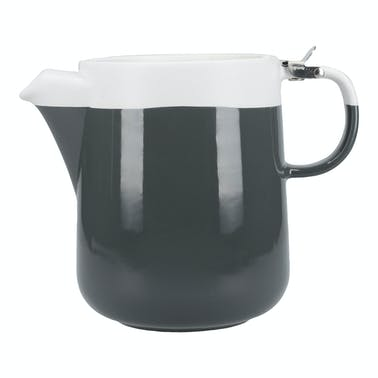 La Cafetiere Barcelona Cool Grey Four Cup 1.2 Litres Teapot