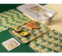 Creative Tops OTT Lets Avocuddle Pack Of 4 Placemats