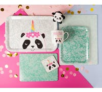 Creative Tops OTT Pandicorn Pack Of 4 Placemats
