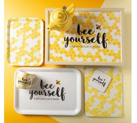 Creative Tops OTT Bee Yourself Pack Of 4 Coasters
