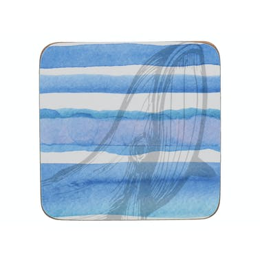 Creative Tops OTT Whale Pack Of 4 Coasters