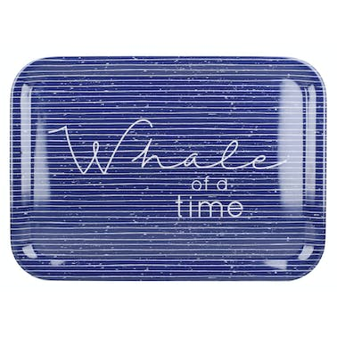 Creative Tops OTT Whale Large Tray