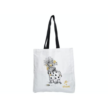Victoria And Albert Alice In Wonderland The Gardeners Shopper Bag