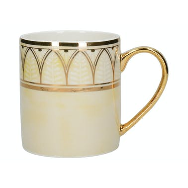 Victoria And Albert Dagoty Duchesse Cream Can Mug