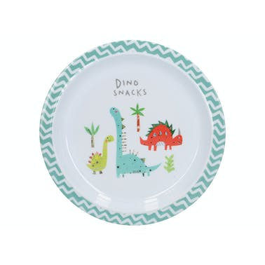 Creative Tops Hungrysaurus Kids Plate In A CDU