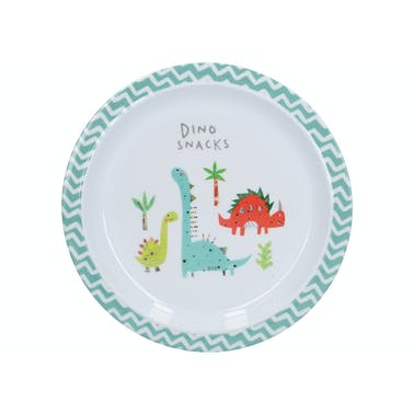 Creative Tops Hungrysaurus Kids Plate
