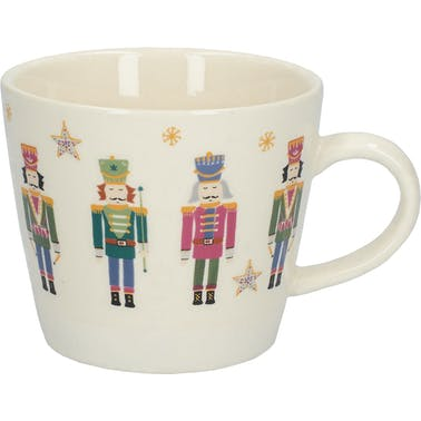 KitchenCraft The Nutcracker Collection Nutcracker Mug