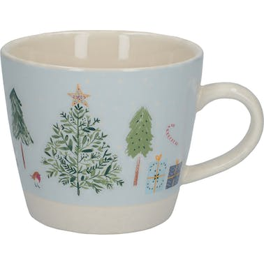 KitchenCraft The Nutcracker Collection Tree Mug