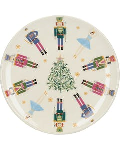 Photo of KitchenCraft The Nutcracker Collection Nutcracker Canape Plate