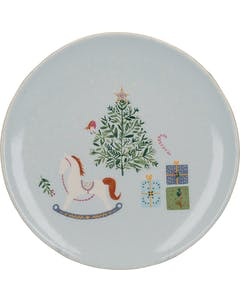 Photo of KitchenCraft The Nutcracker Collection Tree Canape Plate