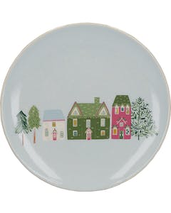 Photo of KitchenCraft The Nutcracker Collection Houses Canape Plate