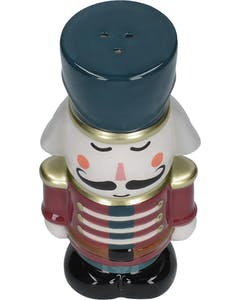 Photo of KitchenCraft The Nutcracker Collection Salt and Pepper Shakers