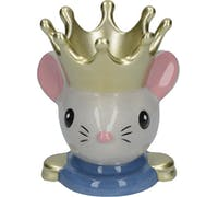 KitchenCraft The Nutcracker Collection Mouse King Egg Cup