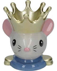 Photo of KitchenCraft The Nutcracker Collection Mouse King Egg Cup
