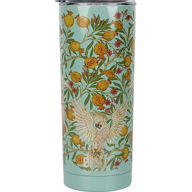Built V&A 590ml Double Walled Stainless Steel Travel Mug Cockatoo