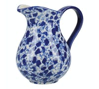 London Pottery Splash® Large Jug Blue