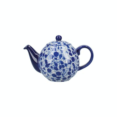 London Pottery Splash® 2 Cup Teapot Blue