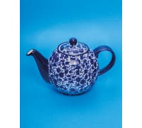 London Pottery Splash® 4 Cup Teapot Blue