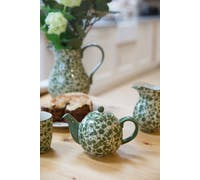 London Pottery Splash® 2 Cup Teapot Green
