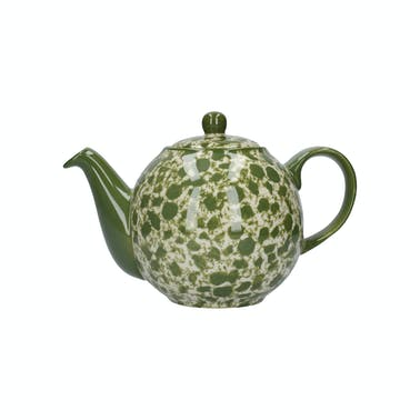 London Pottery Splash® 4 Cup Teapot Green