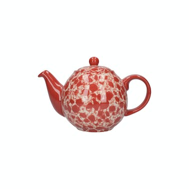 London Pottery Splash® 2 Cup Teapot Red