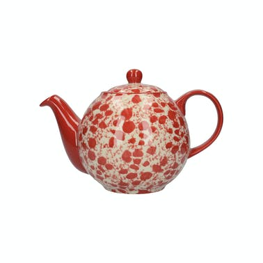 London Pottery Splash® 4 Cup Teapot Red
