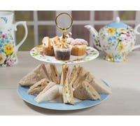 Katie Alice English Garden Cake Stand