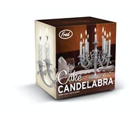Fred Cake Candelabra Candle Holder