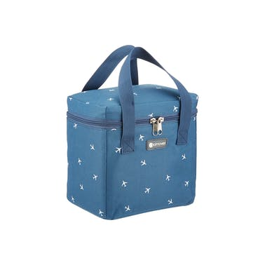 KitchenCraft Tall Aeroplane Lunch / Snack Cool Bag