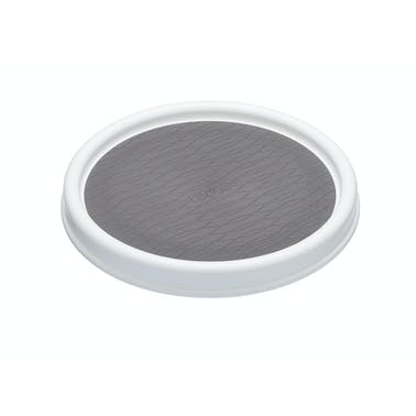 Copco Small White Lazy Susan Food Storage Solution