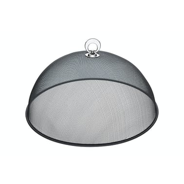 KitchenCraft Round 35cm Metal Mesh Food Cover