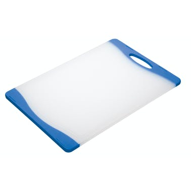 Colourworks Blue Reversible Chopping Board