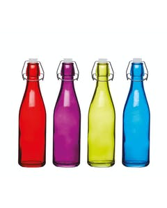 Photo of Colourworks Coloured 500ml Glass Bottles