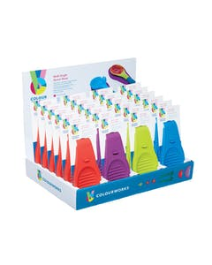 Photo of Colourworks Brights Display of 24 Multi Angle Spoon Rests
