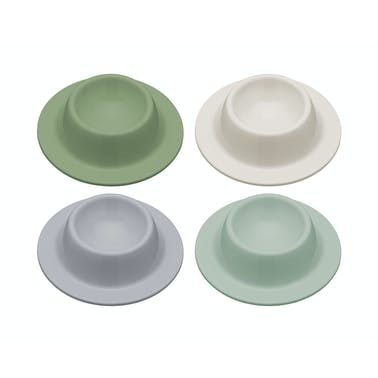 Colourworks Classics Set of Four Silicone Egg Cups