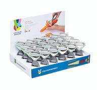 Colourworks Classics Two in One Peeler and Julienne Slicers - Display of 24