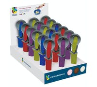 Colourworks Display of 18 Ice Cream Scoops