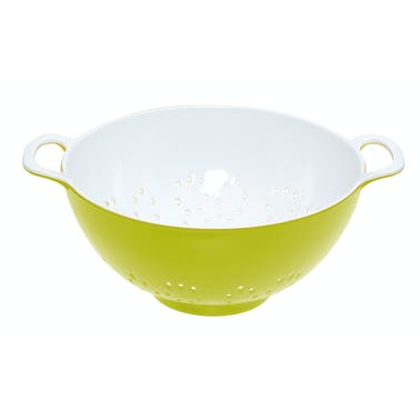 Colourworks Small Green Melamine Colander