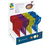 Colourworks Display of 24 Assorted Coloured Mini Turners