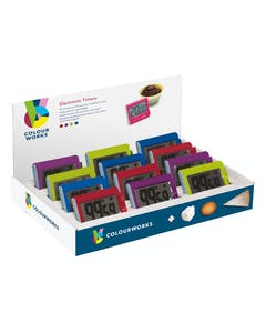 Photo of Espositore per 12 timer elettronici