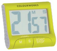 Colourworks Display of 12 Electronic Timers
