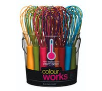 Colourworks Silicone Whisk