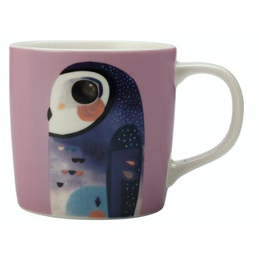 Maxwell & Williams Pete Cromer 375ml Mug Owl